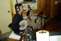 Recording the BigTwoFive CD (2009)